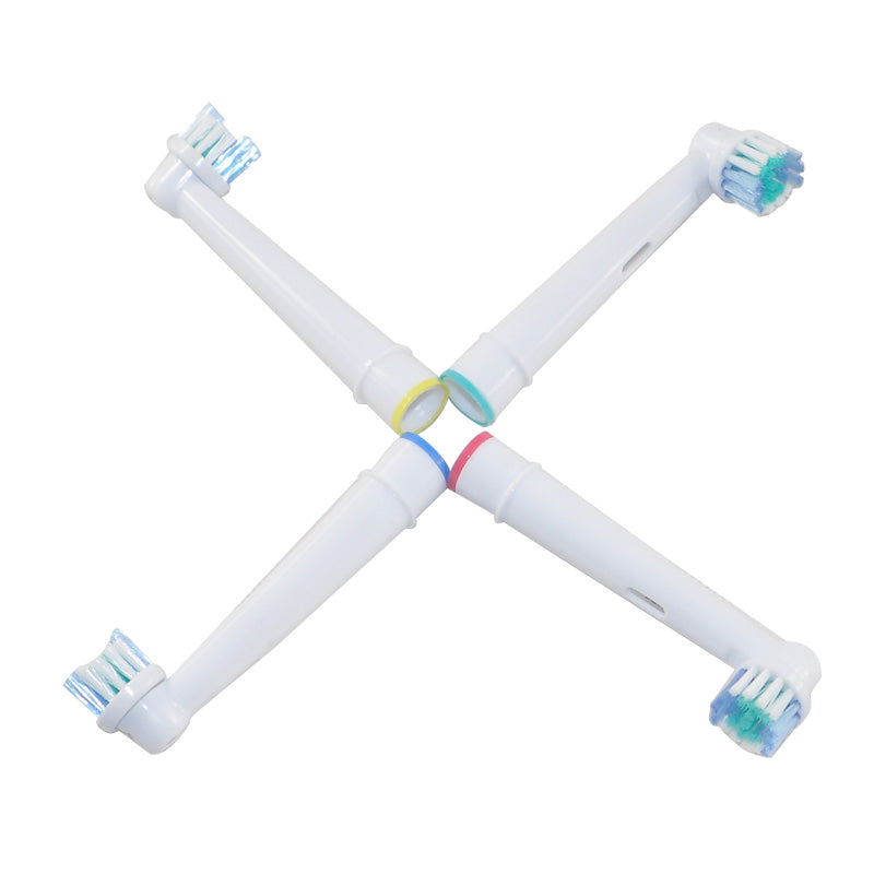 4X Pieces Electric Toothbrush Head For Replacements
