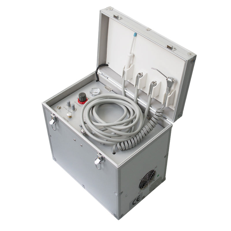 Dental Portable Delivery Unit /Three Way Syringe /Suction System