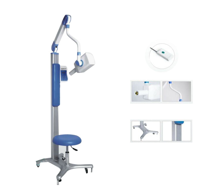 Mobile Dental X-ray Machine Equipment Unit Moving type