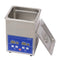 1.3L Digital Ultrasonic Cleaner Timer Heated Cleaning With LED Display