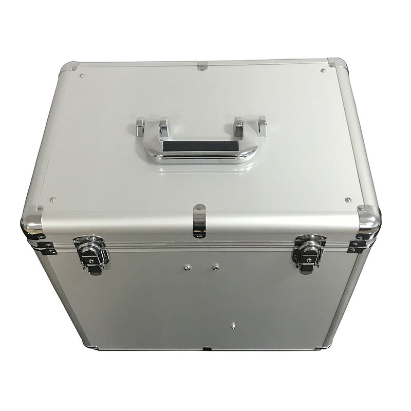 4 Holes Mobile Dental Portable Rolling Case