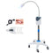 (Only USA)Dental Mobile LED Cold Bleaching Teeth Whitening Blue Light Lamp