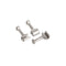 10 Bags Dental Orthodontic Stainless Steel Crimpable Hook for Long Type