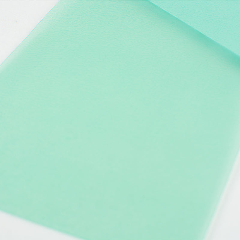 Dental Lab Stippled Casting Wax Green 15 sheets / box