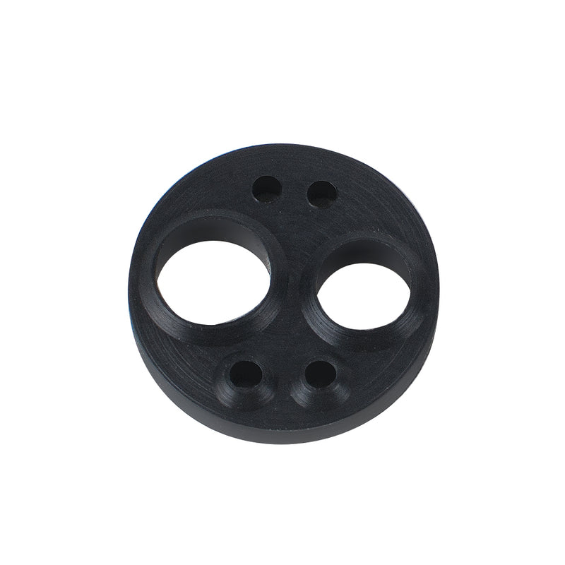 10Pcs dental rubber Seal cushion gasket 4 hole 2hole for high slow speed handpiece