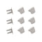 10pcs Dental Orthodontic Bite Opener Tongue Tamers Bite Builder