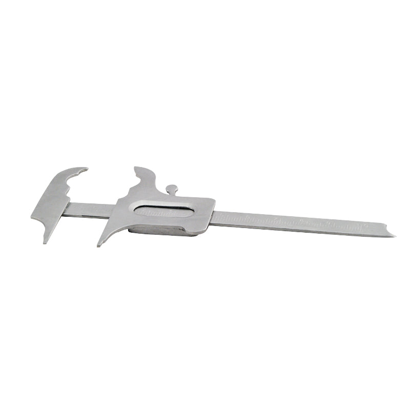 Sliding tenth gauge Vernier caliper diamond