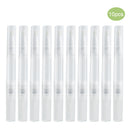 10pcs Transparent Teeth Whitening Gel Pen Oral Cleaning Pen Dental Tools