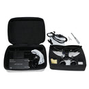 Dental Surgical Medical Binocular Loupes 3.5X 420mm + LED Head Light Lamp