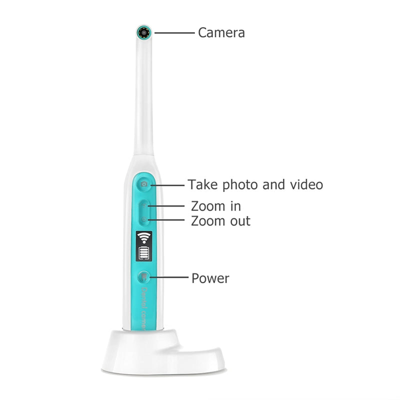 Wireless WiFi HD Dental Intraoral Camera