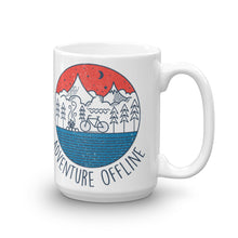 Adventure Offline Mug