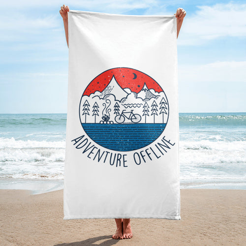Adventure Offline - Novelty Towel