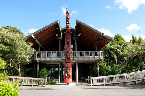 "The visitor centre in the Waitakere ranges is one of Auckland's ""must-do"" attractions. book your next tour with Coast to Coast!"