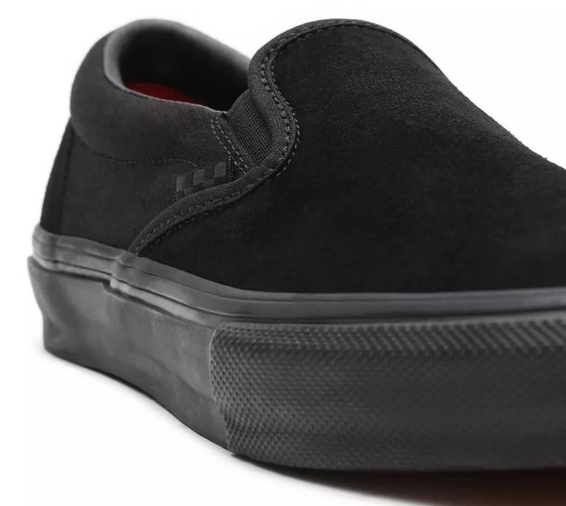 Vans Skate Slip on - Black/Black