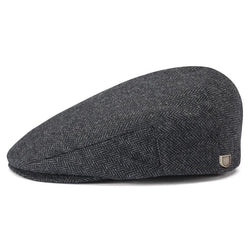 Brixton Hooligan Snap Cap - Herringbone