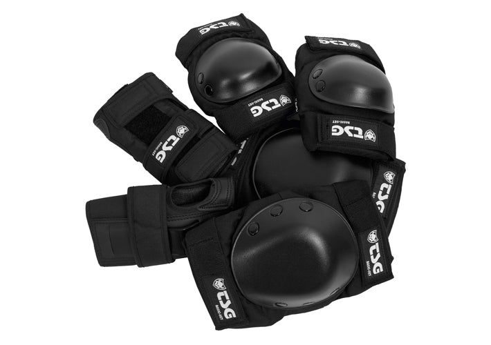 TSG Safety Gear Pad Set