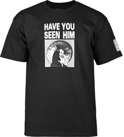 "Powell Peralta ""Have You Seen Him?"" S/S"