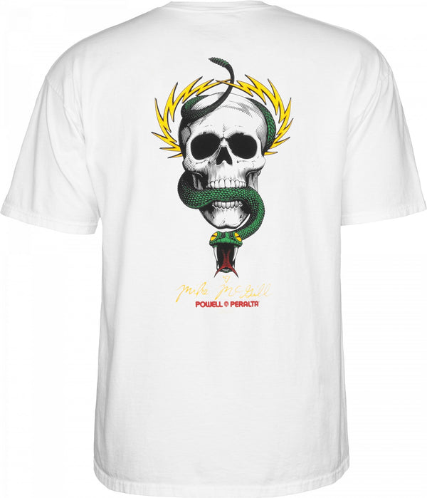 Powell Peralta Mike McGill Skull and Snake S/S
