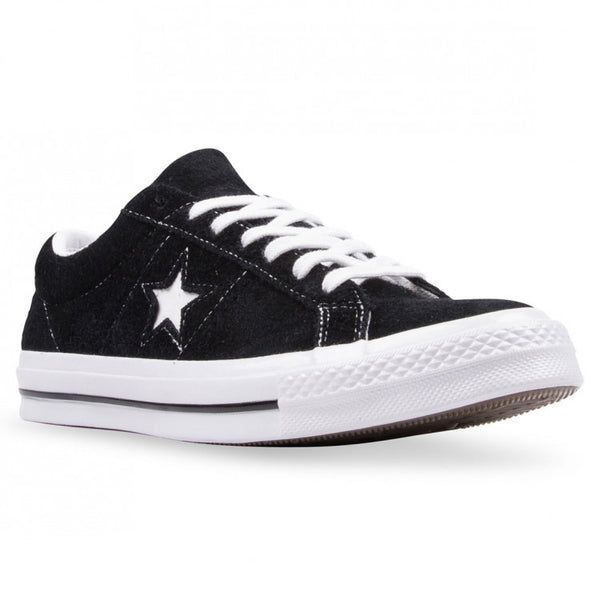 Converse One Star Pros (Black/White)