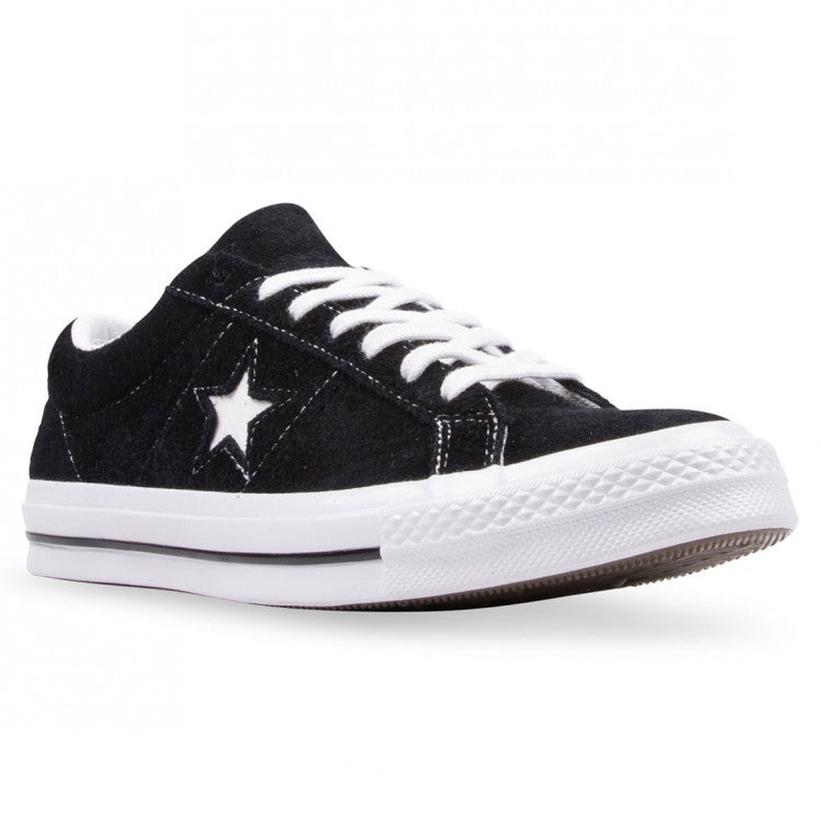 Converse Cons One Star Pros - Black/White