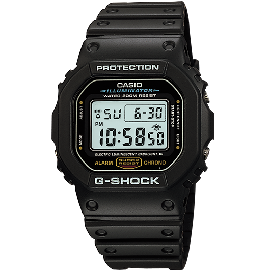 Casio G-Shock DW5600E-1VDF