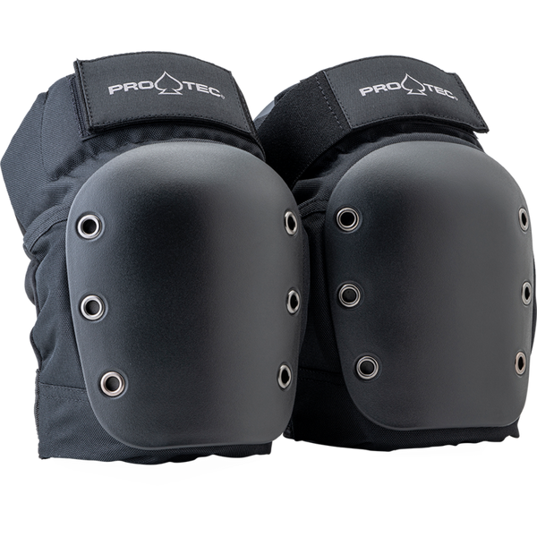 Pro-tec Street Knee Pads - Open Black