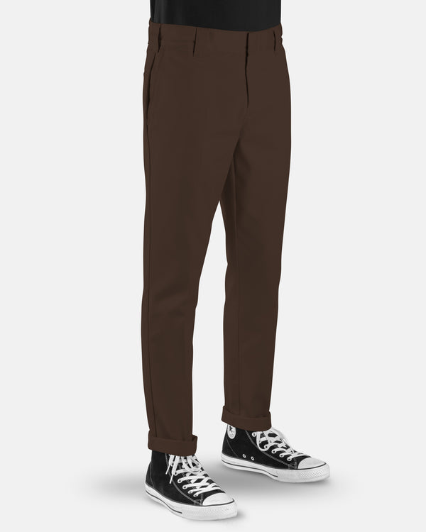 Dickies 872 Slim Tapered - Chocolate