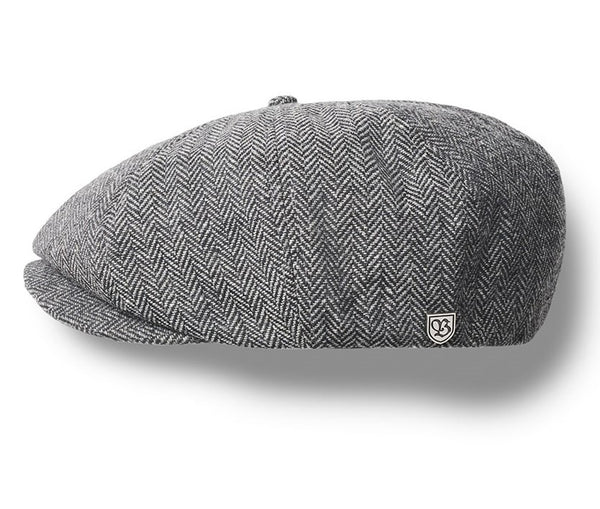 Brixton Brood Snapcap - Herringbone