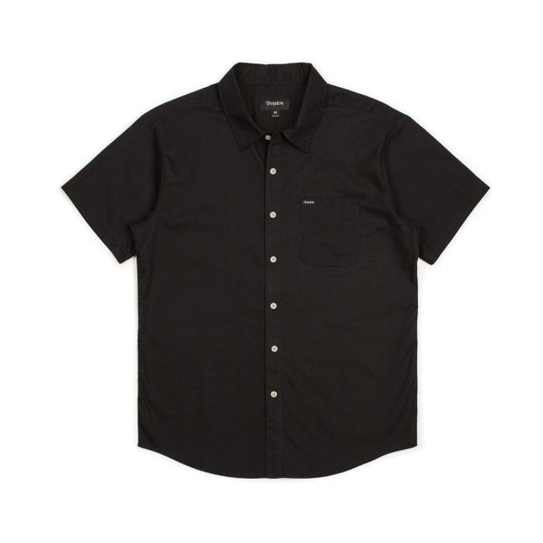Brixton Charter Oxford S/S Shirt