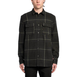 Globe Clifton L/S Shirt - Slate