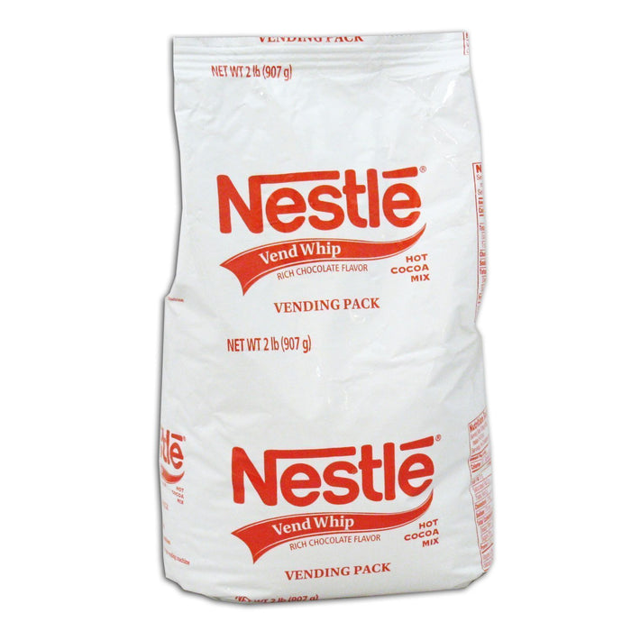 Nestle Hot Chocolate Mix (Whip Cocoa) - Vending size