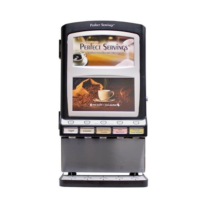 Perfect Servings 5-SELECT TALL (DUAL LED TRANSLIGHT)