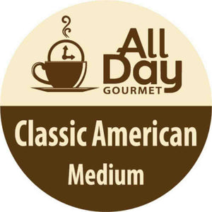 Classic American - Single Cups