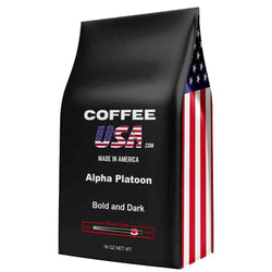 Alpha Platoon Blend (Dark Roast)