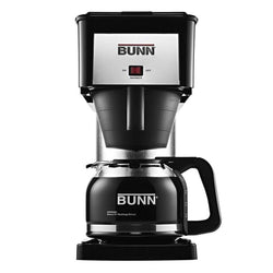 Bunn BTX-B Home Coffee Maker with Thermal Carafe - Black/Stainless - Coffee Wholesale USA