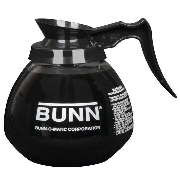 Bunn Commercial Coffee Pots - 12 Cup Glass (3 Pack)