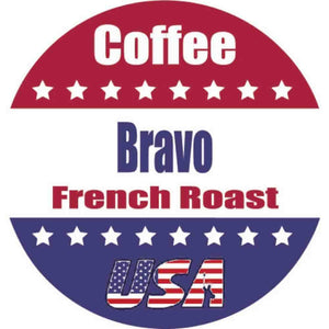 Bravo (French Roast) - Single Cups