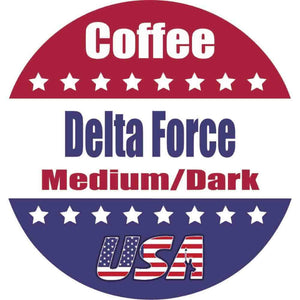 Delta Force (Medium/Dark) Single Cups