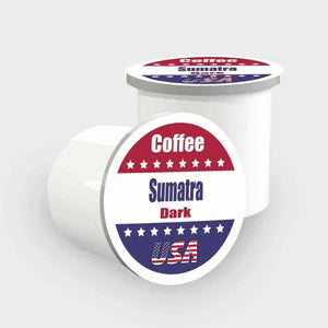 Sumatra - (Dark Roast) Single Cups
