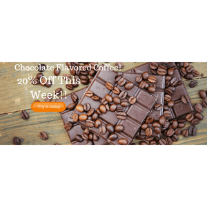 Fresh Roasted - Chocolate - Coffee Wholesale USA