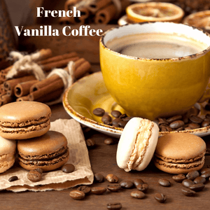 French vanilla coffee by all day gormet
