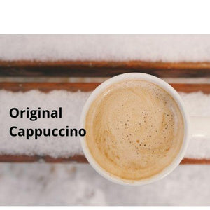 White Bear - Original Cappuccino - 2lb Bag - Coffee Wholesale USA