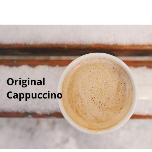 White Bear - Original Cappuccino - 2lb Bag