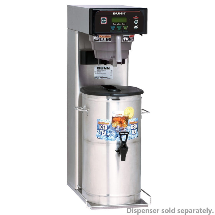 Bunn ITB-DBC Iced Tea Brewer [41400.0000] - Infusion Series - 3 or 5 Gallon