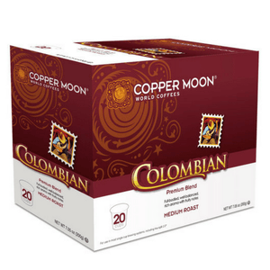 Copper Moon Colombian Single Cups