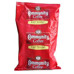 Community Coffee - Cafe Special - 2 oz. Filter Pack - 40 Count Box - Coffee Wholesale USA