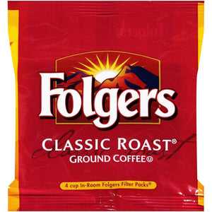 Classic Roast Ground coffee pack by Folger