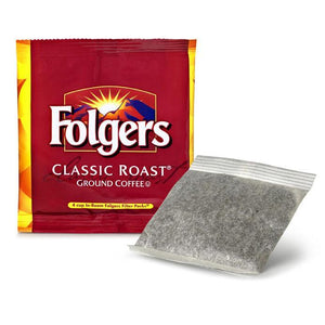 Folgers Coffee - Room Service REGULAR - 200/0.60oz Filter Pack - 4 Cup - Coffee Wholesale USA