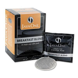 Java One Coffee Pods - Breakfast Blend - Coffee Wholesale USA