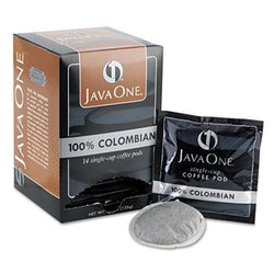 Java One Coffee Pods - Colombian - Coffee Wholesale USA